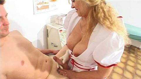 Sexy Mosen Latex Gruppensex