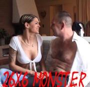 Das 26X6 MONSTER - Mein größter Schwanz von merry4fun » Video jetzt ansehen - hier klicken!