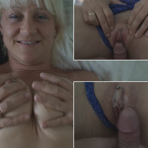 Gemischtrassiger Muschi Blonde Swingersex
